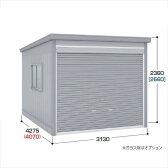 イナバ物置 ガレーディア GRN-3142S 豪雪地型 【シャッター車庫 ガレージ】