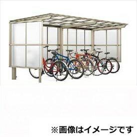 3面自転車置き場