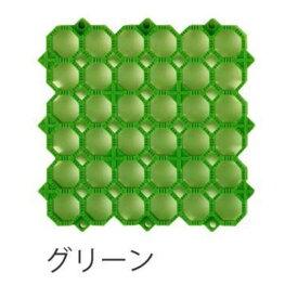 ミヅシマ工業エイトチェッカーDX本体150×150×13mm1ケース(200ピース入)グリーン●420-0030グリーン