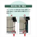 ダイケン ガーデンハウス DM-Z 棚板なし DM-Z2917E-NW 一般型 物置  『中型・大型物置 屋外 DIY向け』 ナチュラルホワイト 3