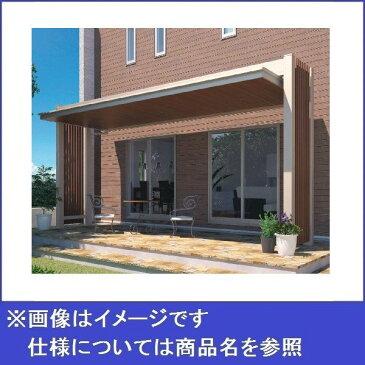 三協アルミ アトラード マルチルーフ 2034 H30 サイドパネル:合わせガラス Pタイプ 『アルミカーポート 自動車屋根』