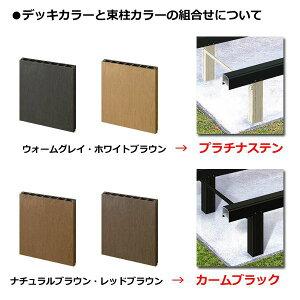 【宅配限定!】YKKリウッドデッキ200Uタイプ高さ7001.5間×7尺