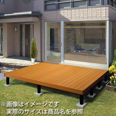 三協アルミ ひとと木2 束柱セット(形材色)・固定タイプ 標準(H=500) 2.0間×6尺 NND2-1260