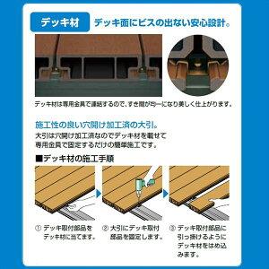 キロスタイルモダンステージ791間×12尺(3630)幕板A調整式束柱NLコーナーキャップ仕様