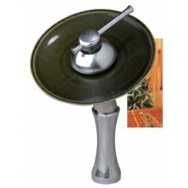 オンリーワン デザイン水栓カラン 単水栓 磁器水栓トールタイプ GM4-ML010L:エクステリアのキロ支店