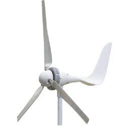【エコ 風車 風力 発電 節電 太陽光 自然 ソーラーパネル 簡単 組立】最大出力1500W!エアード...