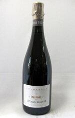 ジャック・セロス(JacquesSelosse)ブリュット・イニシャル・ブラン・ド・ブラン(INTIALEBrut)[NV]750ml(箱なし)【送料無料対象外商品・ポイント・あす楽】フランス・シャンパーニュスパークリング・白ワイン