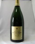 ブラン・ド・ブラン・グラン・クリュ・アヴィズ[NV]セロス・パジョン1500ml【マグナム・ボトル】【ポイント・あす楽】【フランス】【シャンパーニュ】【RM】【セロス】【スパークリングワイン】【白ワイン】