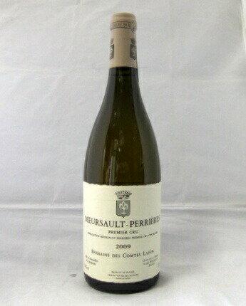 ドメーヌ・コント・ラフォン[2009] ムルソー プルミエ・クリュ ペリエール 750ml 【AM95 Outstanding Vinous95 WA94】【輸入元:フィラデス】【ブルゴーニュ】【白ワイン】(MEURSAULT Perrieres)