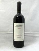 チェルバイオーナ[NV]ロッソ(CerbaionaRossoVdT)750ml【通常では絶対にありえない!!!複数VTをブレンドしたVinodaTavola!】【『カルト・ブルネッロ』の筆頭格】【イタリア】【赤ワイン】