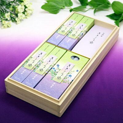 ききょう紫三種香