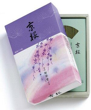 京桜大バラ松栄堂線香