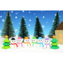 雪だるま消しゴム ( 税別\30×60個 ) 《 クリスマス xmas...