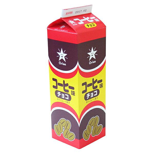 オリオン『お菓子屋さんの牛乳パックコーヒー味』