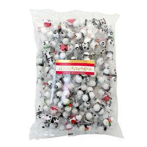 パンダのチョコレートボール(500g)(税別¥1200×1袋)幼稚園 祭り 景品 子供会 縁日