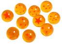 スーパーボール スター オレンジ 27mm(税別14円×100個入)