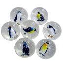 スーパーボール 3Dペンギン【45mm】(税別70円×25個入)