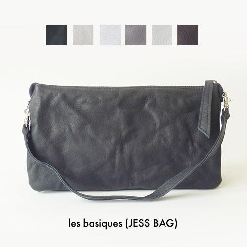 レディースバッグ, クラッチバッグ・セカンドバッグ les basiques(JESS BAG)() 3WAY