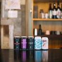 うちゅうビール(PULSAR・GLUON)とライディーンビール(ポーター)の6本アソートセット【うちゅうブルーイング】【UCHU BREWING】【ライディーンビール】【RYDEEN BEER】【地ビール】【クラフトビール】