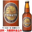 ナギサビール ペールエール 330ml 30本セット【送料無...