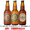 ナギサビール ペールエール アメリカンウィート IPA 33...