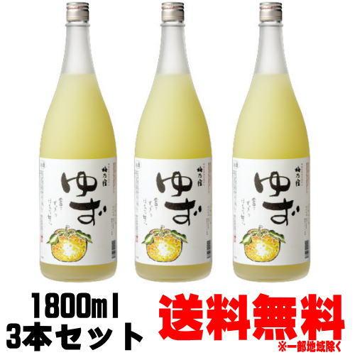 日本酒・焼酎, 梅酒  1800ml 3