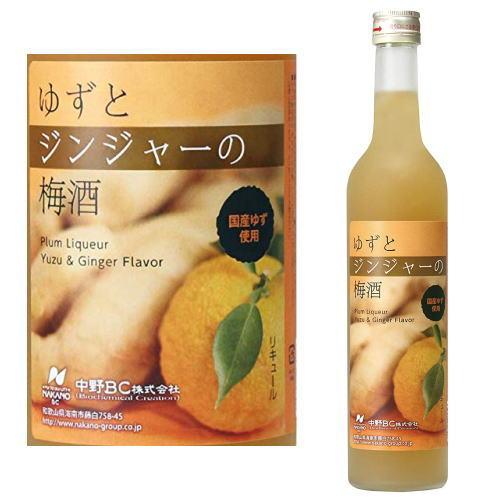 日本酒・焼酎, 梅酒  500mlBC