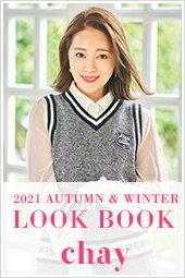 Chay×キスオンザグリーン'21AW LOOK BOOK