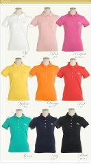 ウエストのくびれがキレイに出るように計算されたシンプルな定番ポロシャツ!