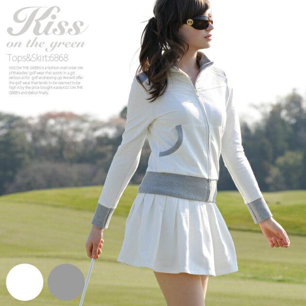 ブルゾン×スカート☆セット☆定番のデザインとカラーで別々にも着回ししやすい♪