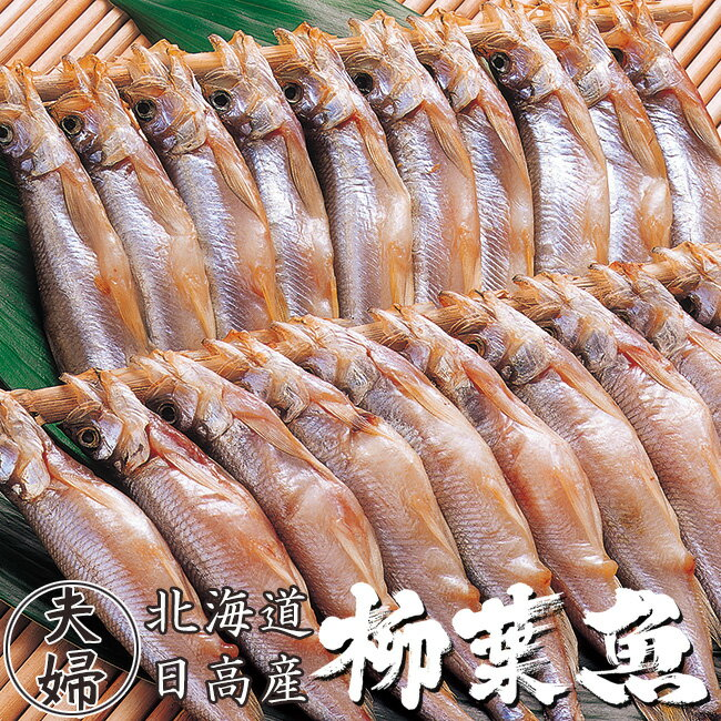魚介類・水産加工品, シシャモ 60 30 30