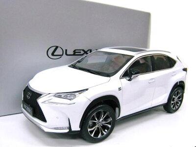 Paudi model パウディ 1:18 ミニカーLEXUS 特注 1/18 レクサス NX 200T Fスポーツ (ホワイト) 2...