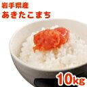 【送料無料】新米 元年産 岩手県産 あきたこまち 1等米 10kg 白米 食品 国産米