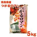 【送料無料】新米 元年産 青森県産 つがるロマン 5kg 白米 食品 国産米