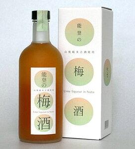 能登梅酒 720ml