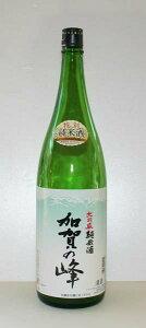 大日盛・純米酒加賀の峰1800ml(箱なし)