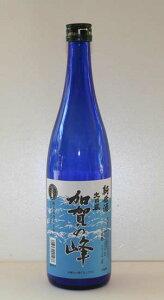 大日盛・純米酒加賀の峰720ml(箱なし)