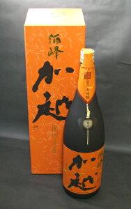 酒峰加越(朱ノ吟)大吟醸1.8L