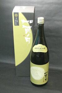 加賀ノ月(琥珀月)山廃純米吟醸1.8L