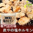 【加工地 北海道 ホルモン】 北海道加工 炭やの塩ホルモン 500g 専門店の味 しおほるもん 【業務用 ホルモン 北海道加工】