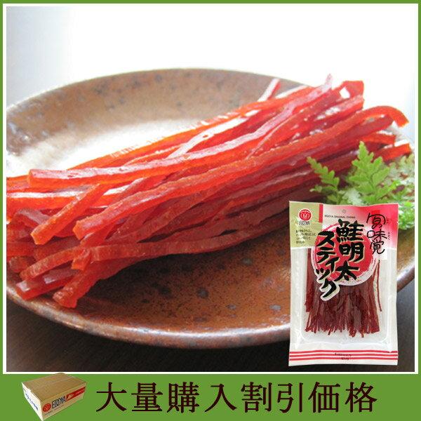 鮭明太スティック43g×10袋 大量購入割引【江戸屋】(おつまみ)(酒の肴)(珍味)