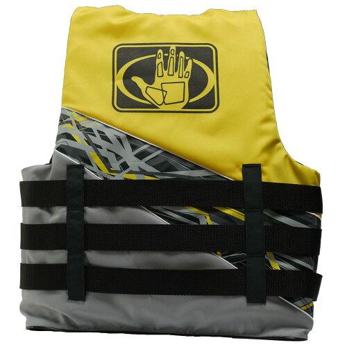 BODYGLOVEボディーグローブメソッド4バックルライフベスト救命胴衣PWC船舶検査対応品…