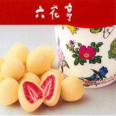 六花亭ストロベリーチョコ 【ホワイト】