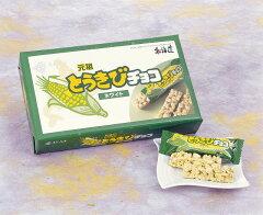 北海道銘菓元祖のとうきびチョコ!!とうきびチョコ【16本入】