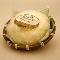 あのスイートオーケストラの『わらく堂』のレアチーズケーキ札幌 わらく堂 かご盛レアチーズ...