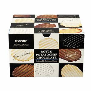 ポテトチップ チョコレート オリジナル フロマージュブラン
