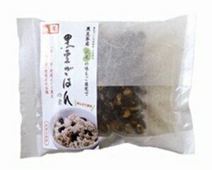 黒豆ごはんの素(お米セット) 2合用