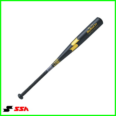 ・【SSK特価20%OFF!送料無料】SSK 一般軟式金属製バット スカイビート31 WF-L SBN310014 ...