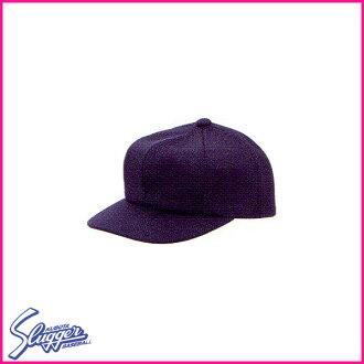 ★Cap <every quarter for umpire Kubota slugger>Each (long eaves) H-116 oar mesh size for bases