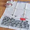 【北欧特集/ファブリック】**Finlayson/フィンレイスン ムーミン キッチンタオル 【moomin/フィ...